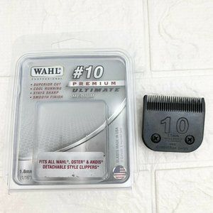 Wahl Animal #10 Medium Ultimate Blade 1/16""